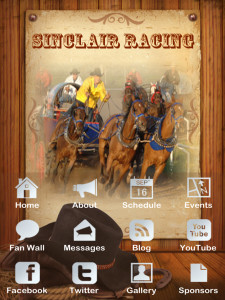 Sinclair iPad Screenshot