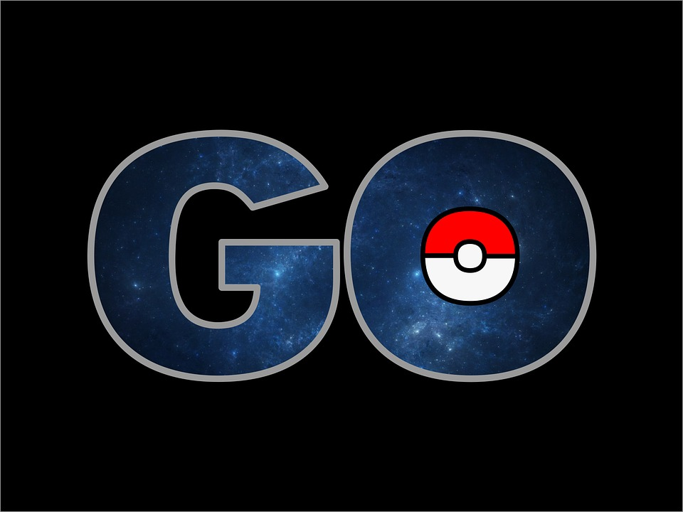 Pokemon Go Art courtesy of Pixabay