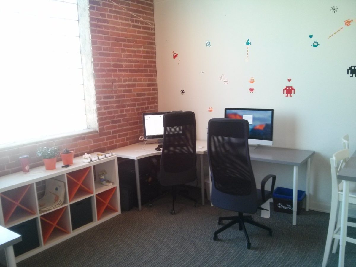 Our new vog calgary app devleoper office