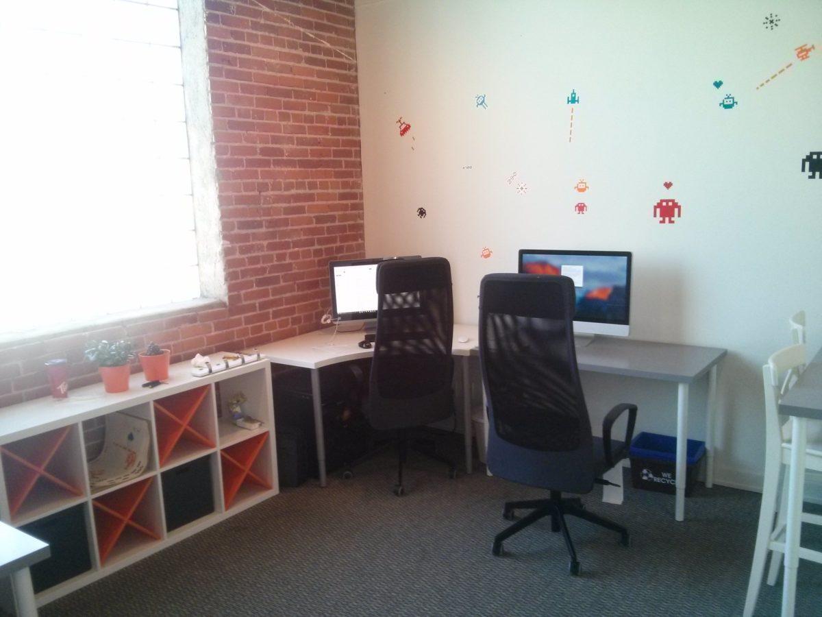 Our new vog calgary app devleoper office
