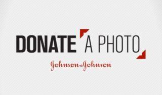 donate a photo logo