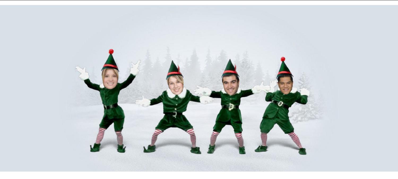 elf yourself - Christmas Elf Dance App