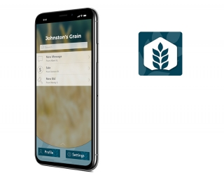Johnston Grain mobile application created by Vog App Developers Calgary. A mobile software development company located in Calgary, Alberta.