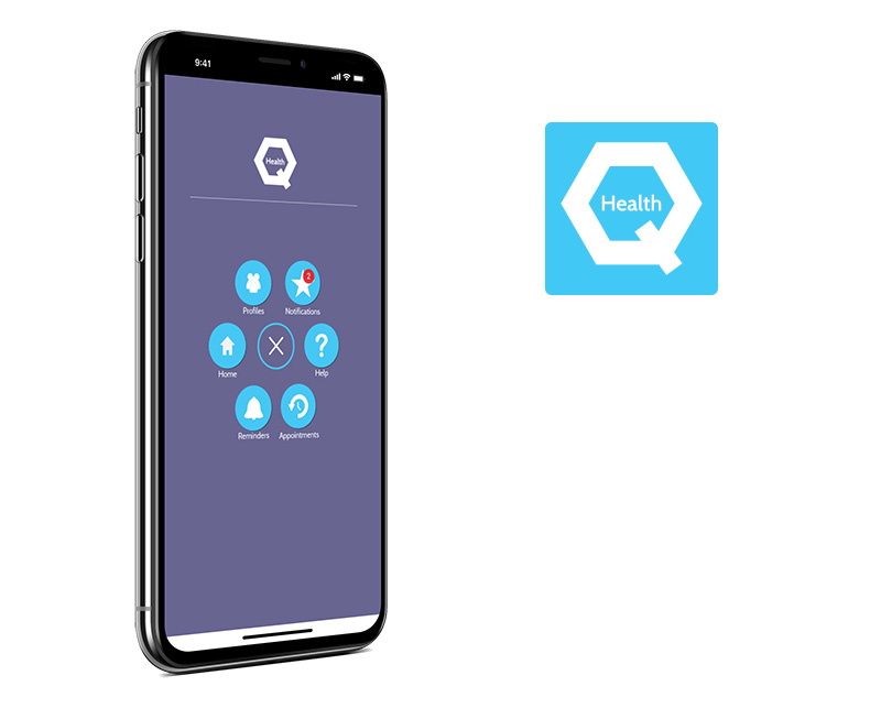 Health Q Medical Exams mobile application created by Vog App Developers Calgary. A mobile software development company located in Calgary.