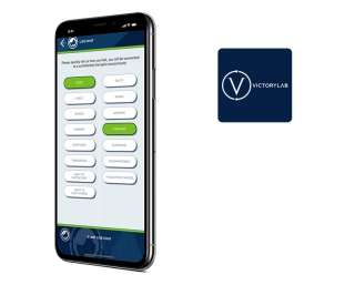 Victory Lab mobile application created by Vog App Developers Calgary. A mobile software development company located in Calgary, Alberta, Canada.