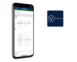 Victory Lab mobile application created by Vog App Developers Calgary. A mobile software development company located in Calgary.