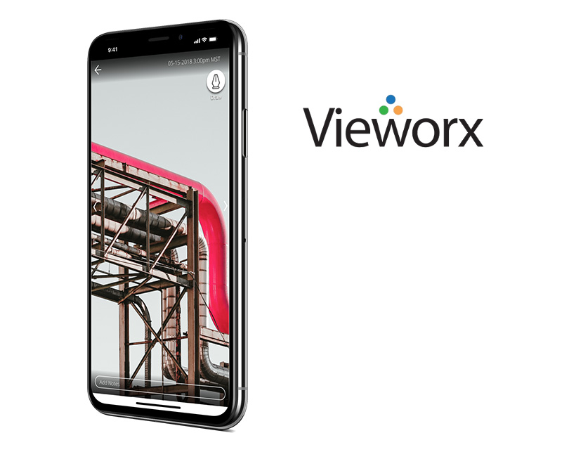 Vieworx mobile application created by Vog App Developers Calgary. A mobile software development company located in Calgary, ALberta, Canada