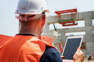 HSE health safety environment construction mobile application software development calgary risk management